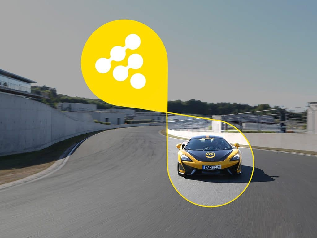 Why motorsport needs blockchain