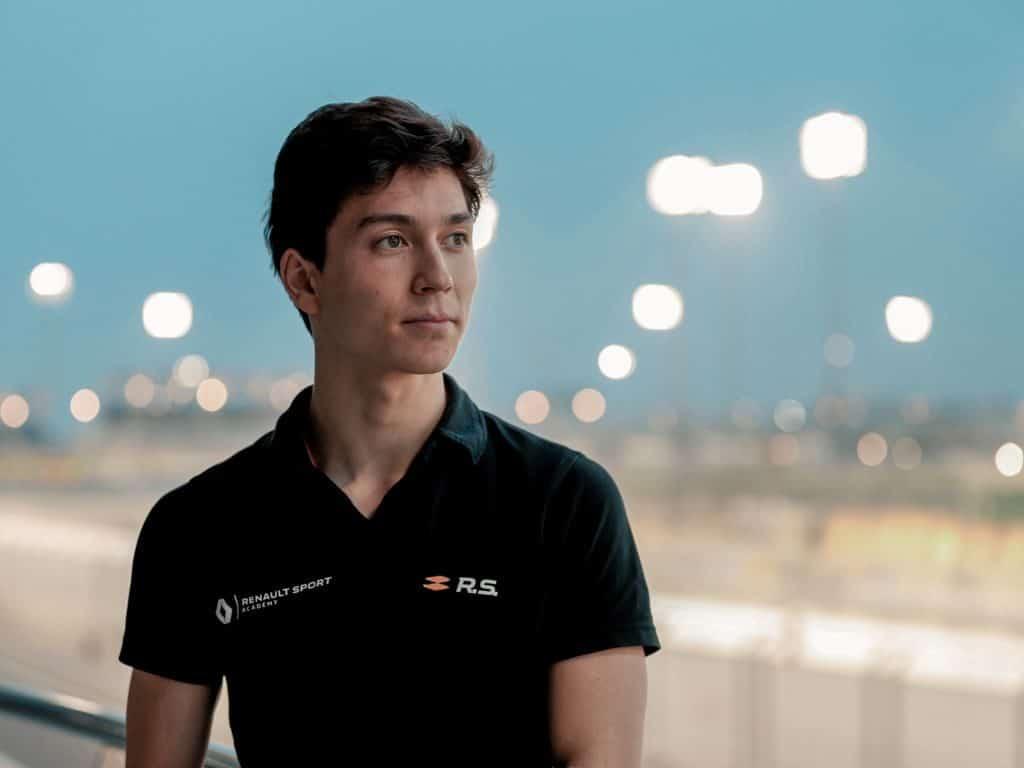 Jack Aitken Formula 2
