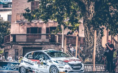 Mattia Rally Championship