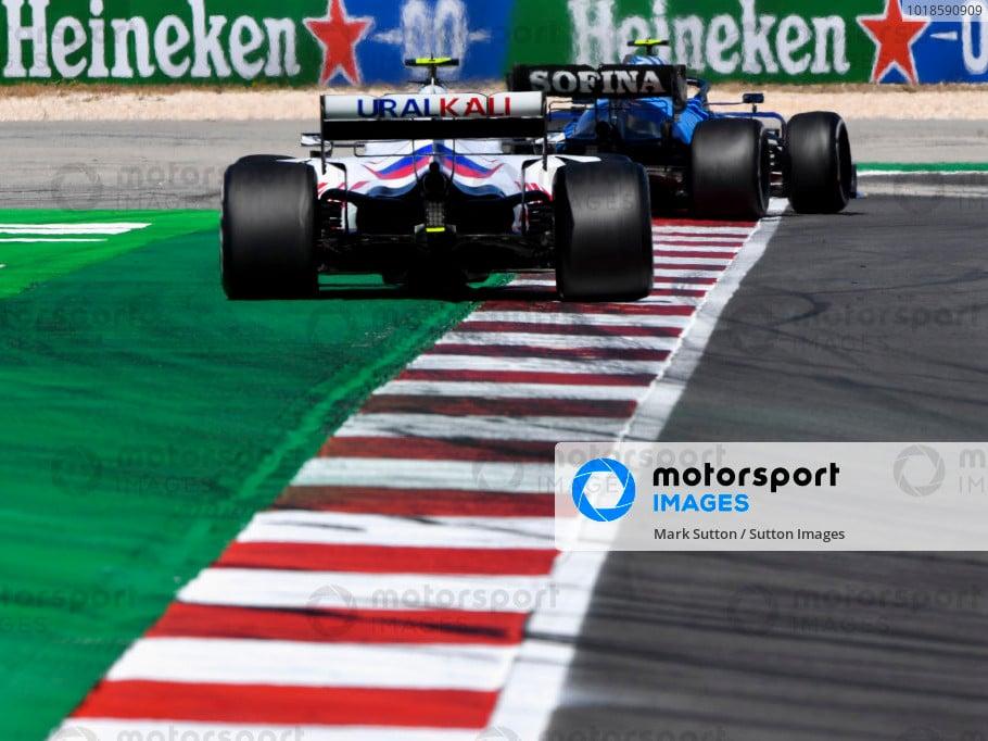 Formel 1 – Das Rennen in Portimao